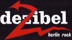 Dezibel-Logo Schwarz